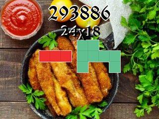 Puzzle polyomino №293886