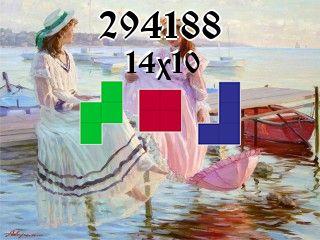 Puzzle polyomino №294188
