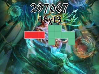 Puzzle polyomino №297067