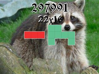 Puzzle polyomino №297991