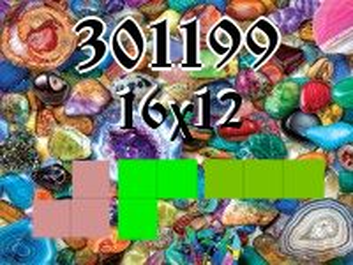 Puzzle polyomino №301199