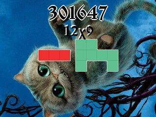 Puzzle polyomino №301647