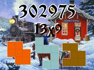 Puzzle polyomino №302975
