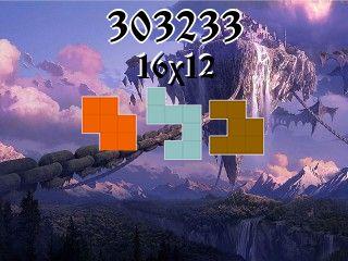 Puzzle polyomino №303233