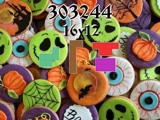 Puzzle polyomino №303244