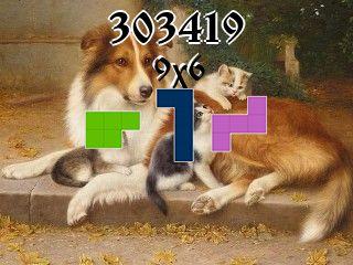 Puzzle polyomino №303419