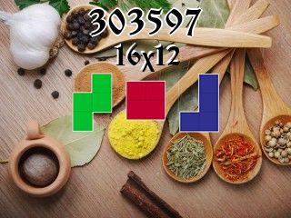 Puzzle polyomino №303597