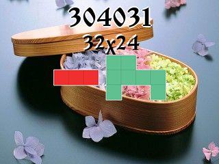 Puzzle polyomino №304031