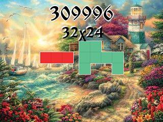 Puzzle polyomino №309996