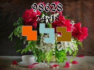 Puzzle polyomino №98628