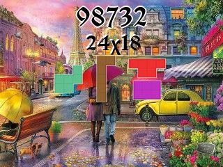 Puzzle polyomino №98732
