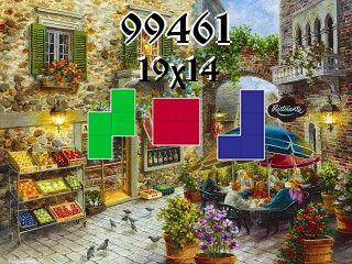 Puzzle polyomino №99461