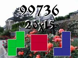 Puzzle polyomino №99736