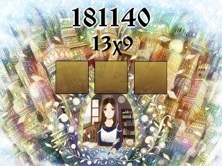Puzzle №181140