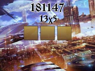Puzzle №181147