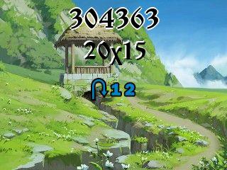 Puzzle zmienny №304363
