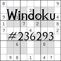 Vindoku №236293