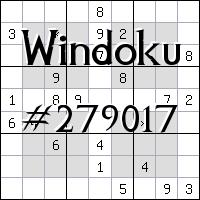 Vindoku №279017