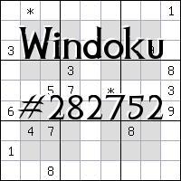 Vindoku №282752