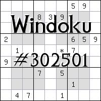 Vindoku №302501