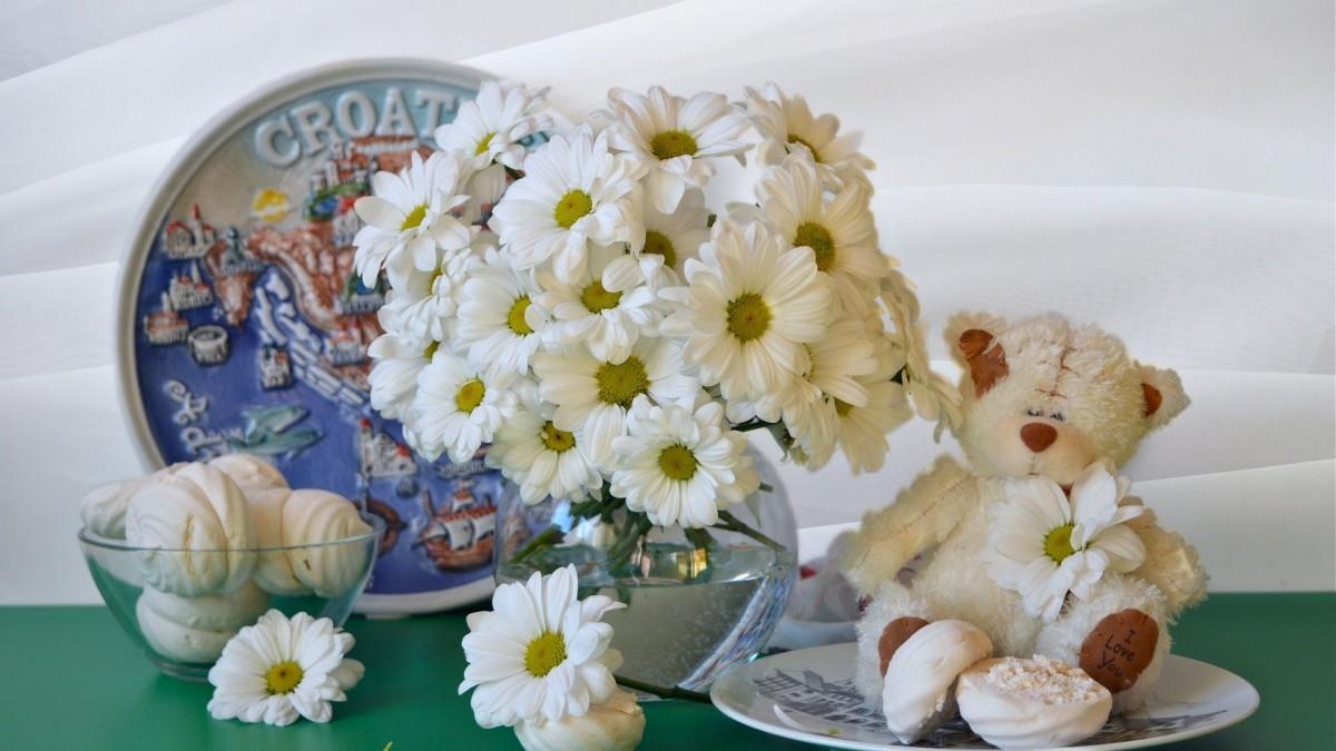 Puzzle Zbierać puzzle online - Bouquet