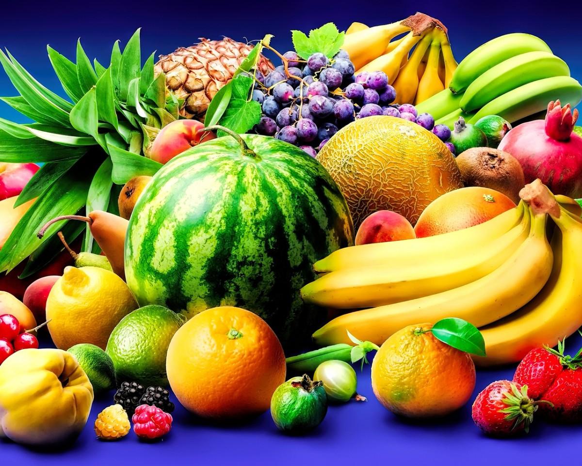 Puzzle Zbierać puzzle online - Fruktovoe izobilie
