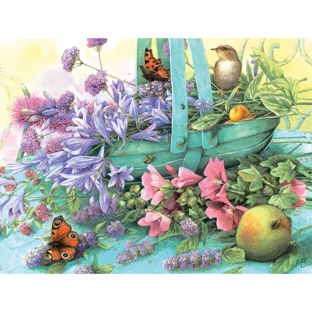 Puzzle Zbierać puzzle online - Letnie tsveti