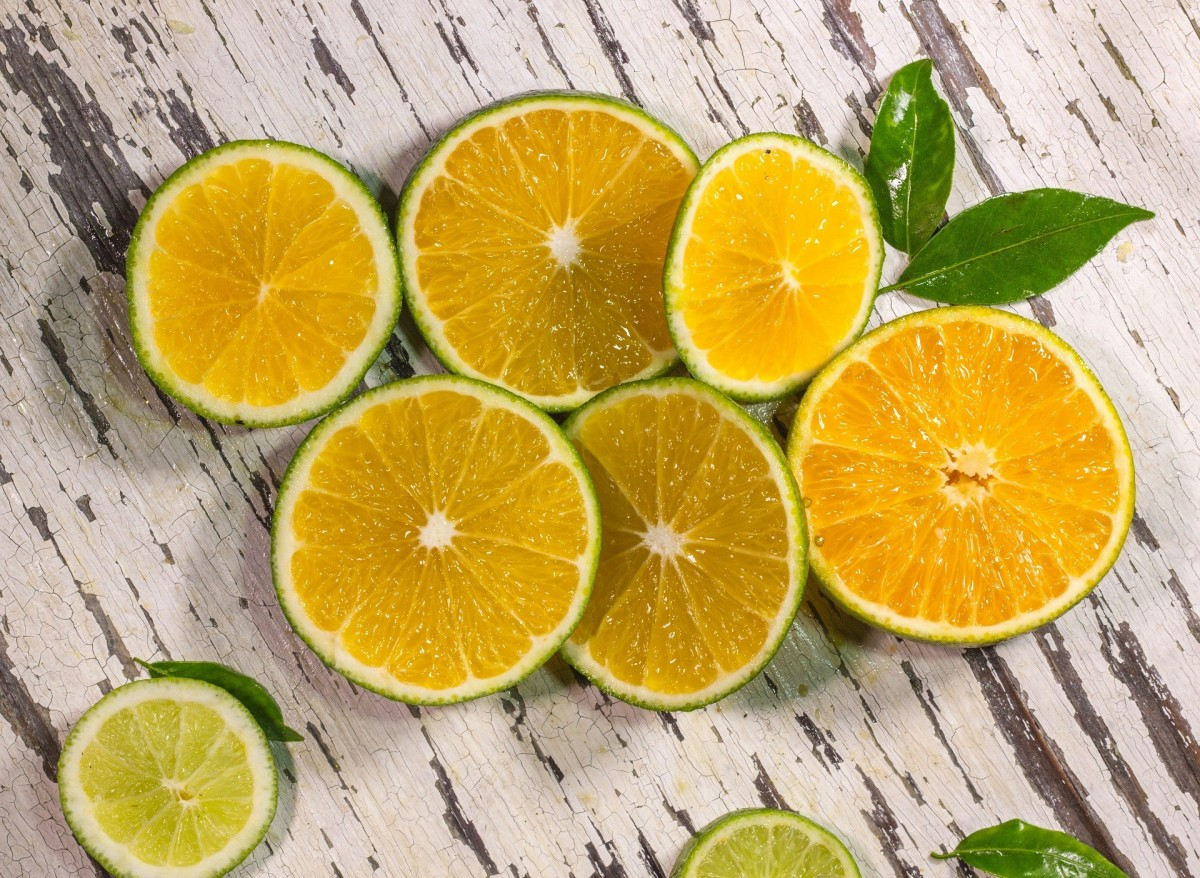 Puzzle Zbierać puzzle online - Orange slices