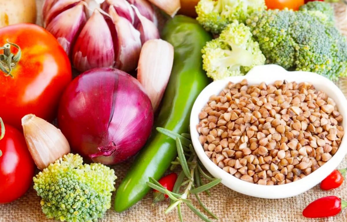 Puzzle Zbierać puzzle online - Healthy food