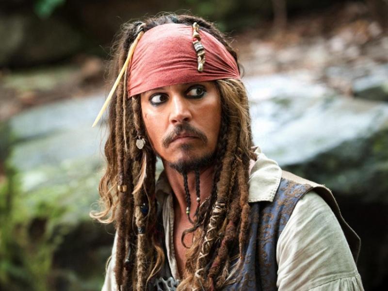 Puzzle Zbierać puzzle online - Jack Sparrow
