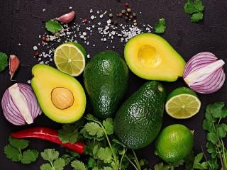 Собирать пазл Avocado онлайн
