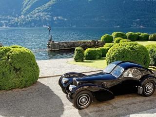 Собирать пазл Bugatti онлайн