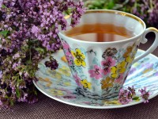 Собирать пазл Thyme and tea онлайн