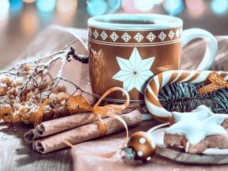 Собирать пазл Cup with star онлайн