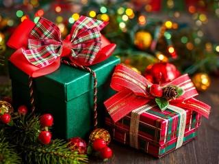 Собирать пазл Two gifts онлайн