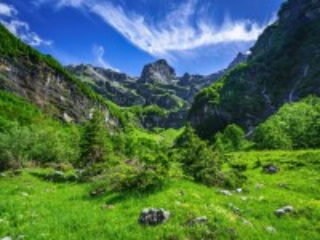 Собирать пазл French Alps онлайн