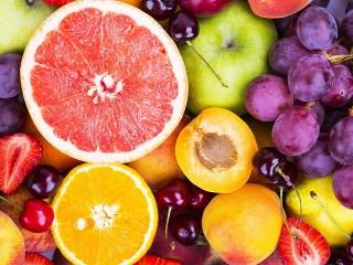Собирать пазл Fruit mix онлайн