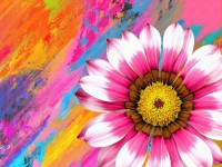 Собирать пазл Flower онлайн