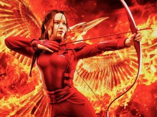 Собирать пазл Hunger games онлайн