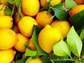 Собирать пазл Lemons онлайн