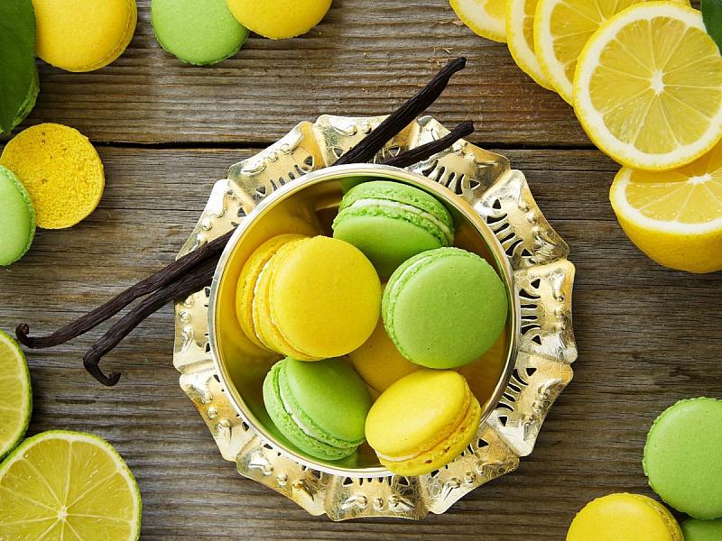 Puzzle Zbierać puzzle online - Lemon and lime