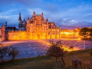 Собирать пазл Monastir Batalya онлайн