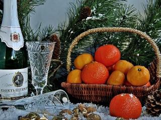 Собирать пазл New year онлайн