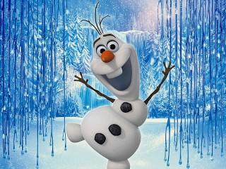 Собирать пазл Olaf онлайн