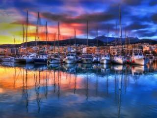 Собирать пазл Island Crete онлайн
