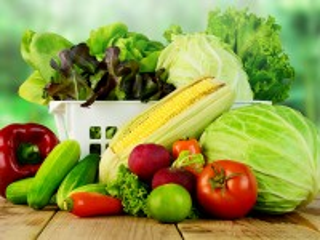 Собирать пазл Vegetables and salad онлайн