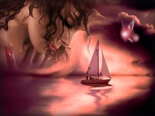 Собирать пазл Sail dreams онлайн