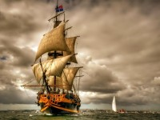 Собирать пазл Sailboat онлайн
