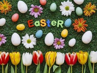 Собирать пазл Easter онлайн