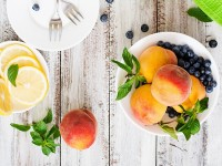 Собирать пазл Peaches онлайн